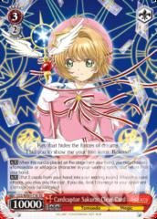 Cardcaptor Sakura: Clear Card - CCS/WX01-T16 - TD