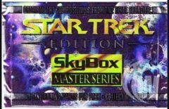 STAR TREK SKYBOX MASTER SERIES