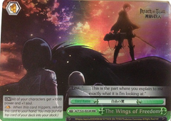 The Wings of Freedom - AOT/S35-E053R - RRR