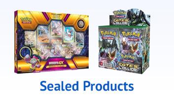 Pokemon Sealed Products