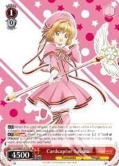 Cardcaptor Sakura - CCS/WX01-T11S SR