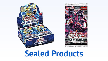 Yugioh Products