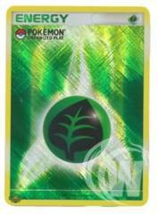 Grass Energy - Promotional - Crosshatch Holo Pokemon Organized Play