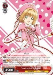 Cardcaptor Sakura - CCS/WX01-T11