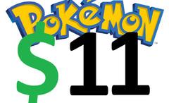 PKMN Pokemon Triple Booster Pack 3packs