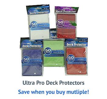 Ultra Pro Deck Protectors