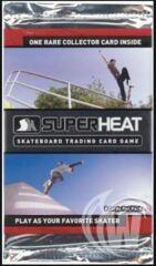 SUPER HEAT SKATEBOARD TRADING CARD GAME