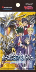 CardFight Vanguard Booster Pack 1packs