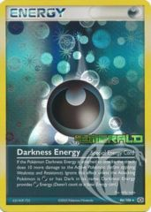 Darkness Energy - 86/106 86 - Rare - Reverse Holo