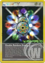 Double Rainbow Energy - 87/106 - Rare - Reverse Holo