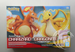 Charizard & Dragonite Model Kit