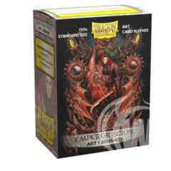 Dragon Shield Sleeves: Art Brushed Emperor Scion (Box Of 100)