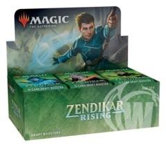 Zendikar Rising Booster Box - Prerelease