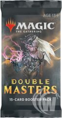 MTG Magic Single Booster Pack 1packs Double Masters