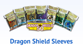 Shop Dragon Shield Sleeves