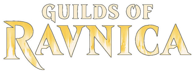 Magic guilds of ravnica logo