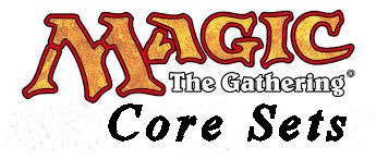 Magic core sets logo