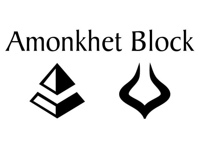 Amonkhetblock