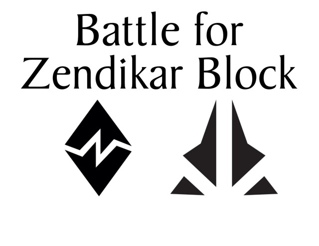 Battlezendikarblock