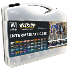 Wizkids Paint Case: Intermediate