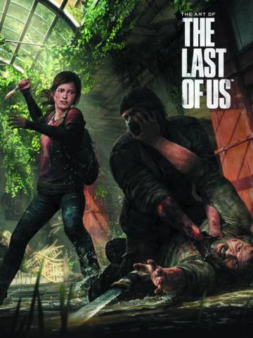 Art of The Last of Us HC (C: 0-1-2)