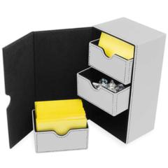 BCW Deck Vault - LX - 200 - White (1-DVLX-200-WHI)