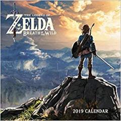 Breath of the Wild 2019 Calendar