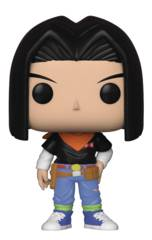 POP Animation DBZ S5 Android 17 Vinyl Figure (C: 1-1-2)