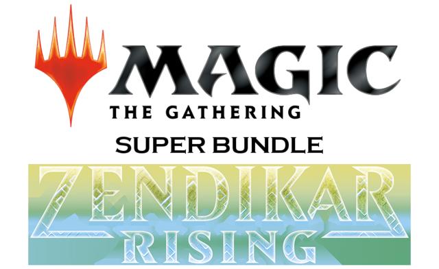 Zendikar Rising Super Bundle