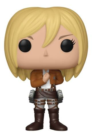 POP Animation Attack On Titan S3 Christa Vinyl Figure (C: 1-1-2)