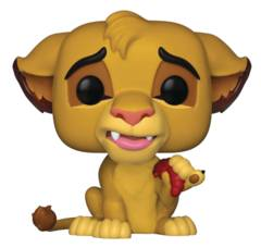 POP Disney Lion King Simba Vinyl Figure (C: 1-1-2)