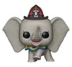POP Disney Dumbo Fireman Dumbo Vinyl Figure (C: 1-1-2)