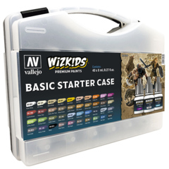 Wizkids Paint Case: Basic Starter