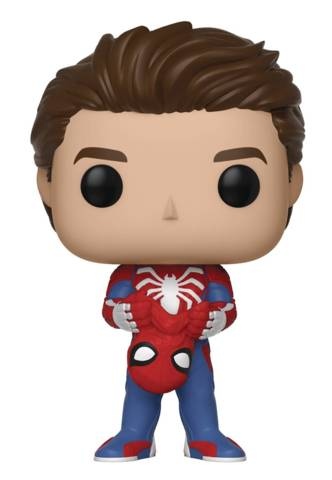 Pop! Marvel Spider-Man S1 Vinyl Figure