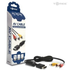 AV Cable for PS3 ®/ PS2/ PS1 - Tomee