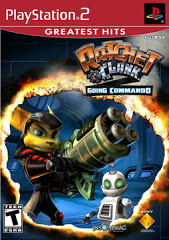 Ratchet and Clank Going Commando (Greatest Hits)