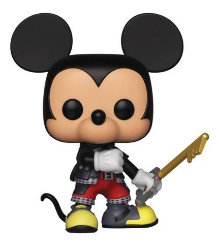 POP Disney Kingdom Hearts 3 Mickey Vinyl Figure (C: 1-1-2)