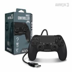 Wired Game Controller for PS4®/ PC/ Mac® -Armor3