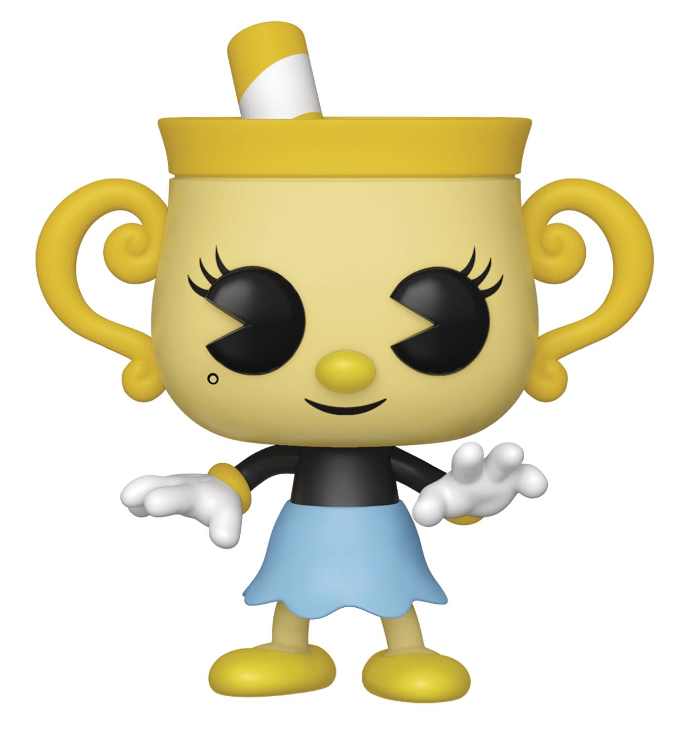 POP Games Cuphead S2 Ms Chalice Vinyl Figure (C: 1-1-2)