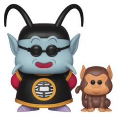 POP Animation DBZ S5 King Kai & Bubbles Vinyl Figure (C: 1-1