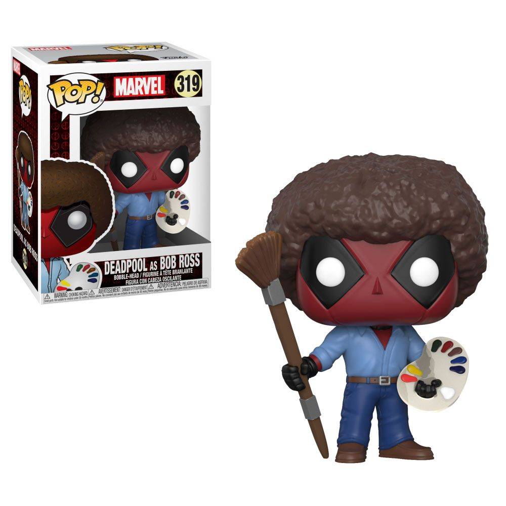#319 Deadpool (Bob Ross)