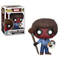 #319 Deadpool (Bob Ross)