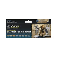 Wizkids Premium set: Champions of the Realm