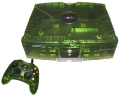 Microsoft Xbox Halo Limited Edition