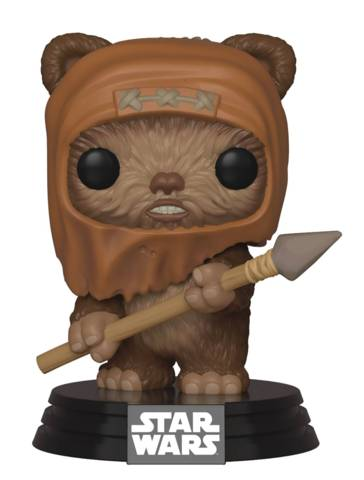 POP Star Wars Wicket W Warrick Vinyl Figure (C: 1-1-2)