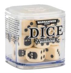 Warhammer 40,000 Dice: White