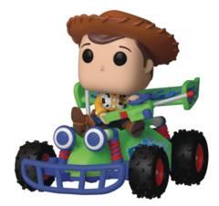 POP Ride Disney Pixar Toy Story Woody With RC Vinyl Figure (C: 1-1-2)