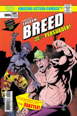 Project Shadow Breed #1 - Cover B