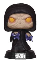POP STAR WARS EMPEROR PALPATINE VINYL FIG (C: 1-1-2)