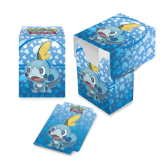 Deck Box - Pokemon Sword & Shield Galar Starters - Sobble